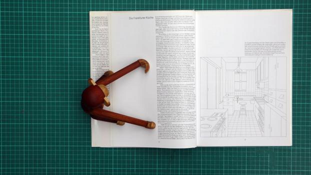 blue monday » blog archive » layoutbeispiele (bild): die küche zum ... - Otl Aicher Die Küche Zum Kochen